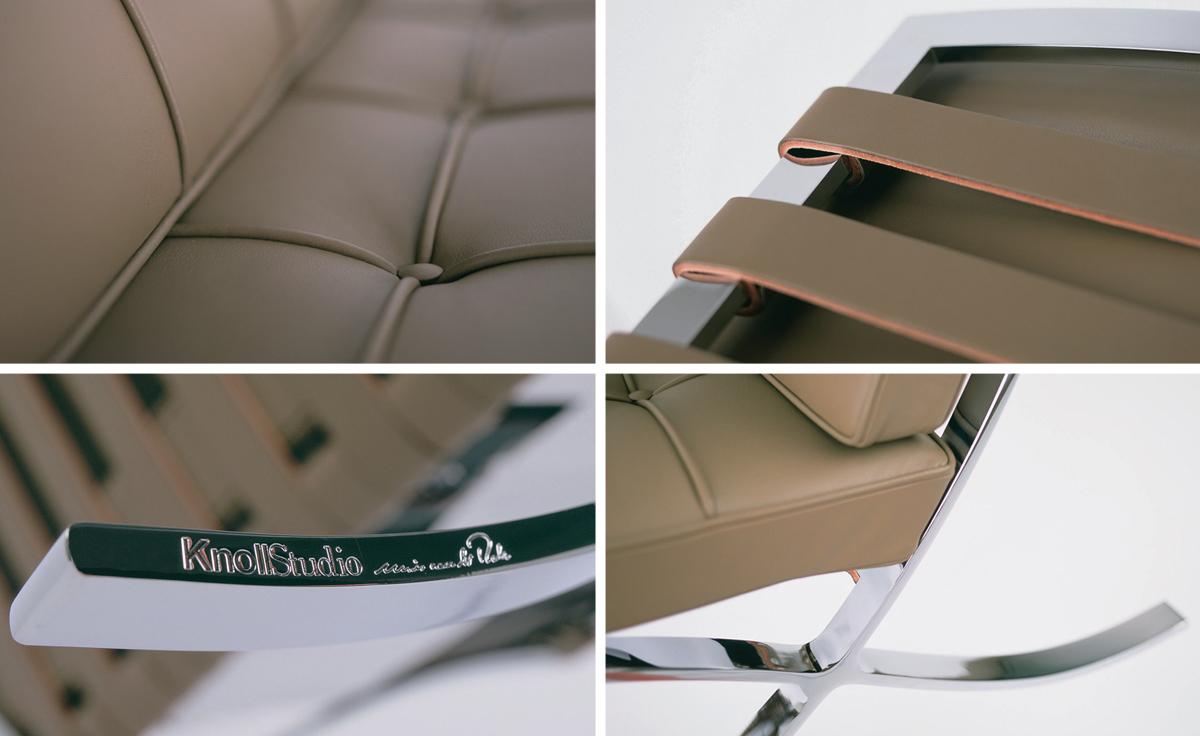 Astounding Miles Van Der Rohe Collection Barcelona Chair Brno Mr Ibusinesslaw Wood Chair Design Ideas Ibusinesslaworg