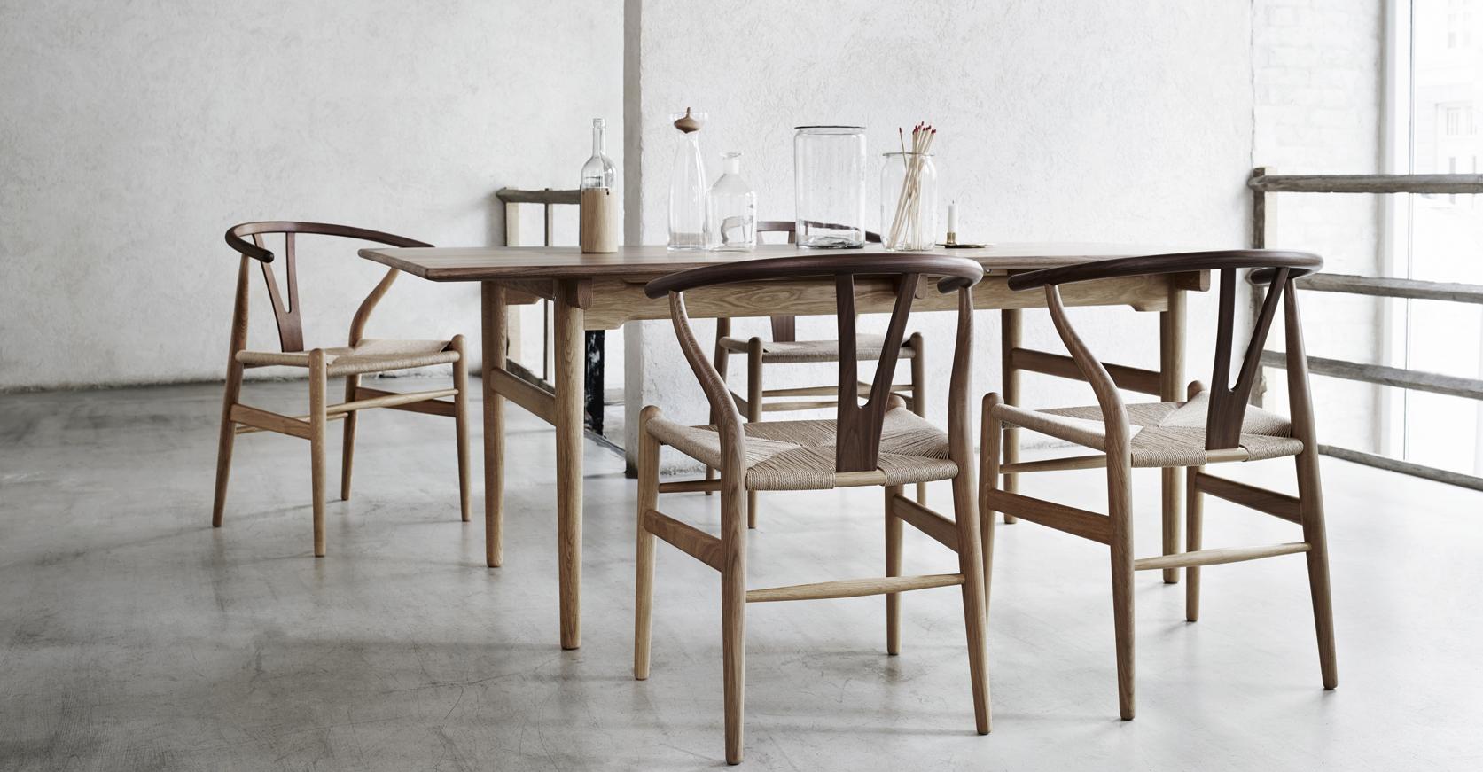 ch24 wishbone chair carl hansen son. Black Bedroom Furniture Sets. Home Design Ideas