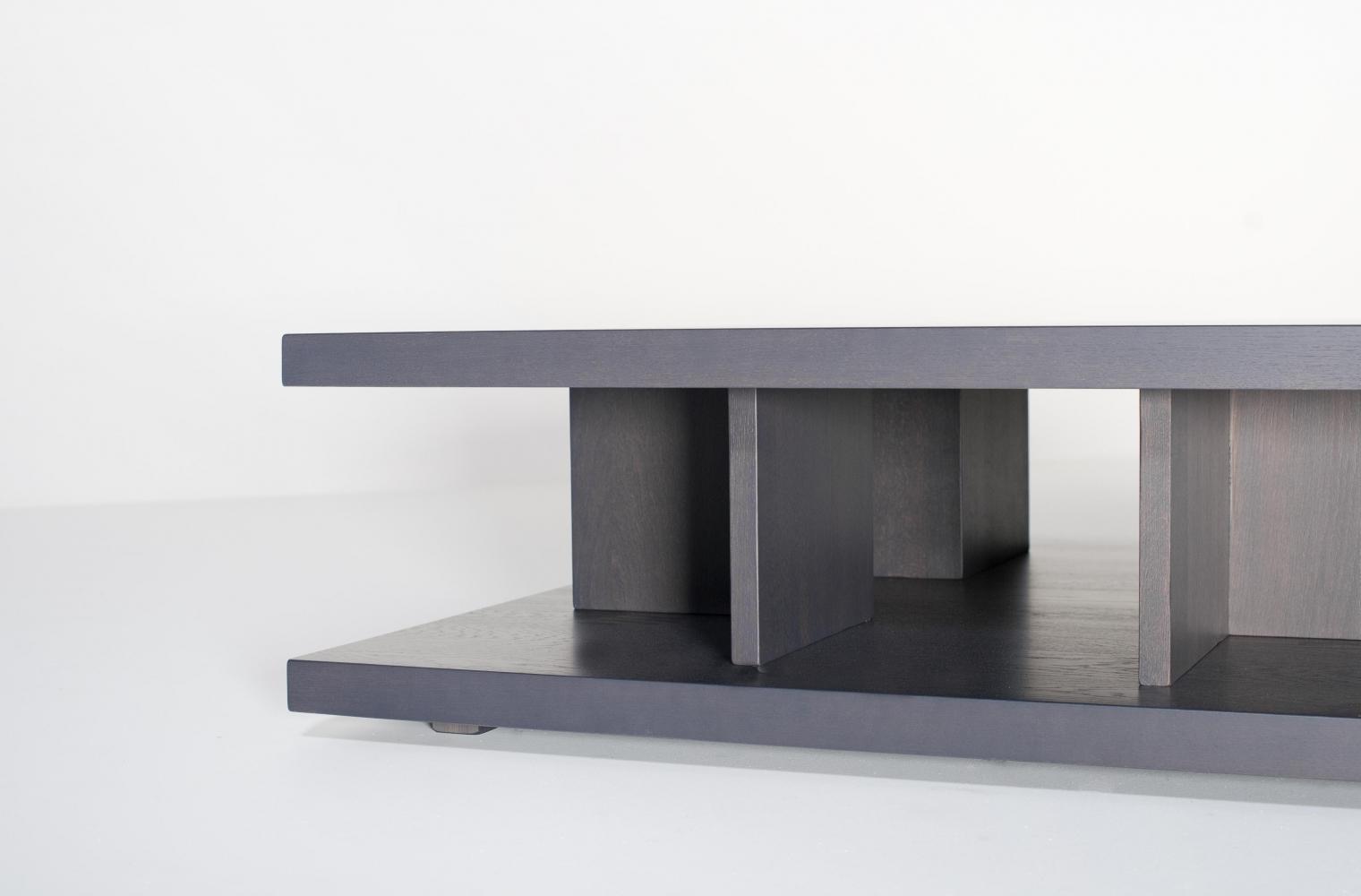 Lof salontafel met onderblad   Van Rossum