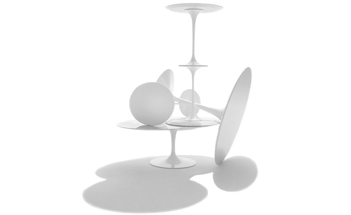 Saarinen Tafel Te Koop  Aliexpress koop u best hoge kwaliteit eero saarinen marmer  Marmeren