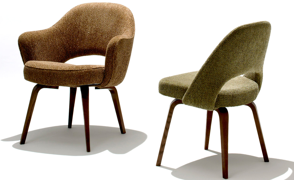 Conference chair saarinen knoll - Knoll stoelen ...