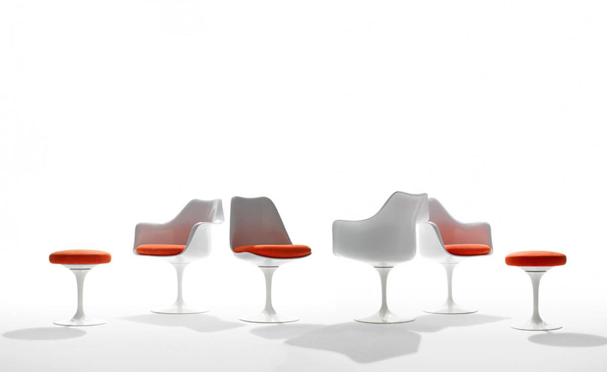 knoll saarinen tulip chair eero saarinen. Black Bedroom Furniture Sets. Home Design Ideas