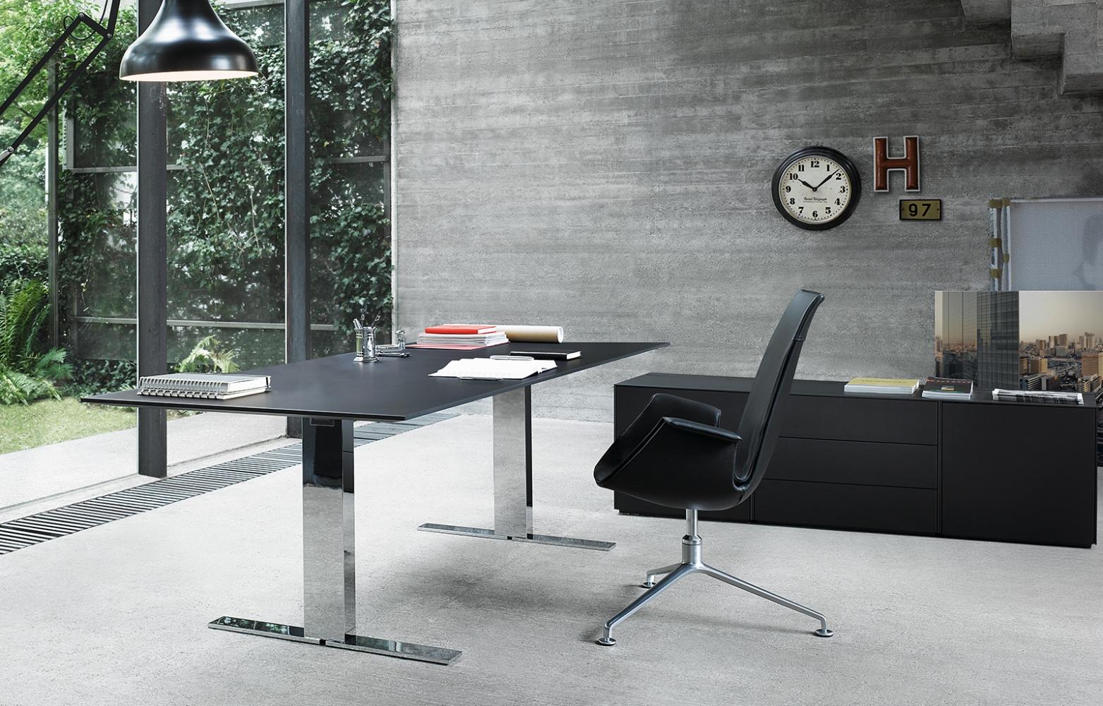 walter knoll fk kuipfauteuil fabricius kastholm. Black Bedroom Furniture Sets. Home Design Ideas