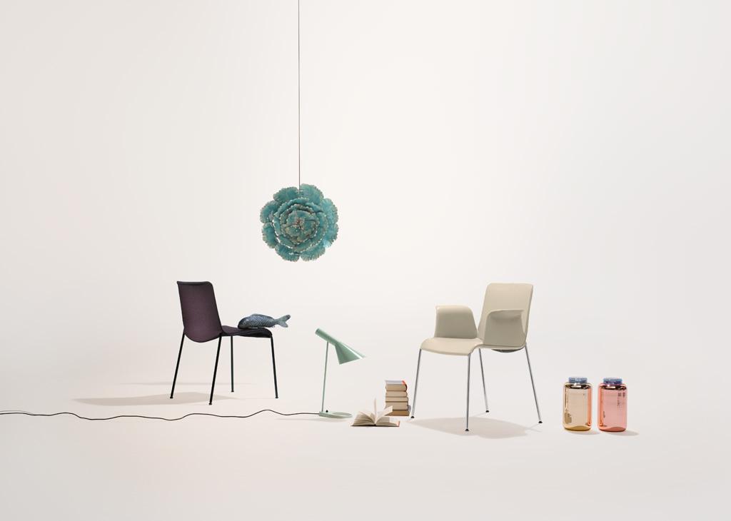 Stoel walter knoll liz - Knoll stoelen ...