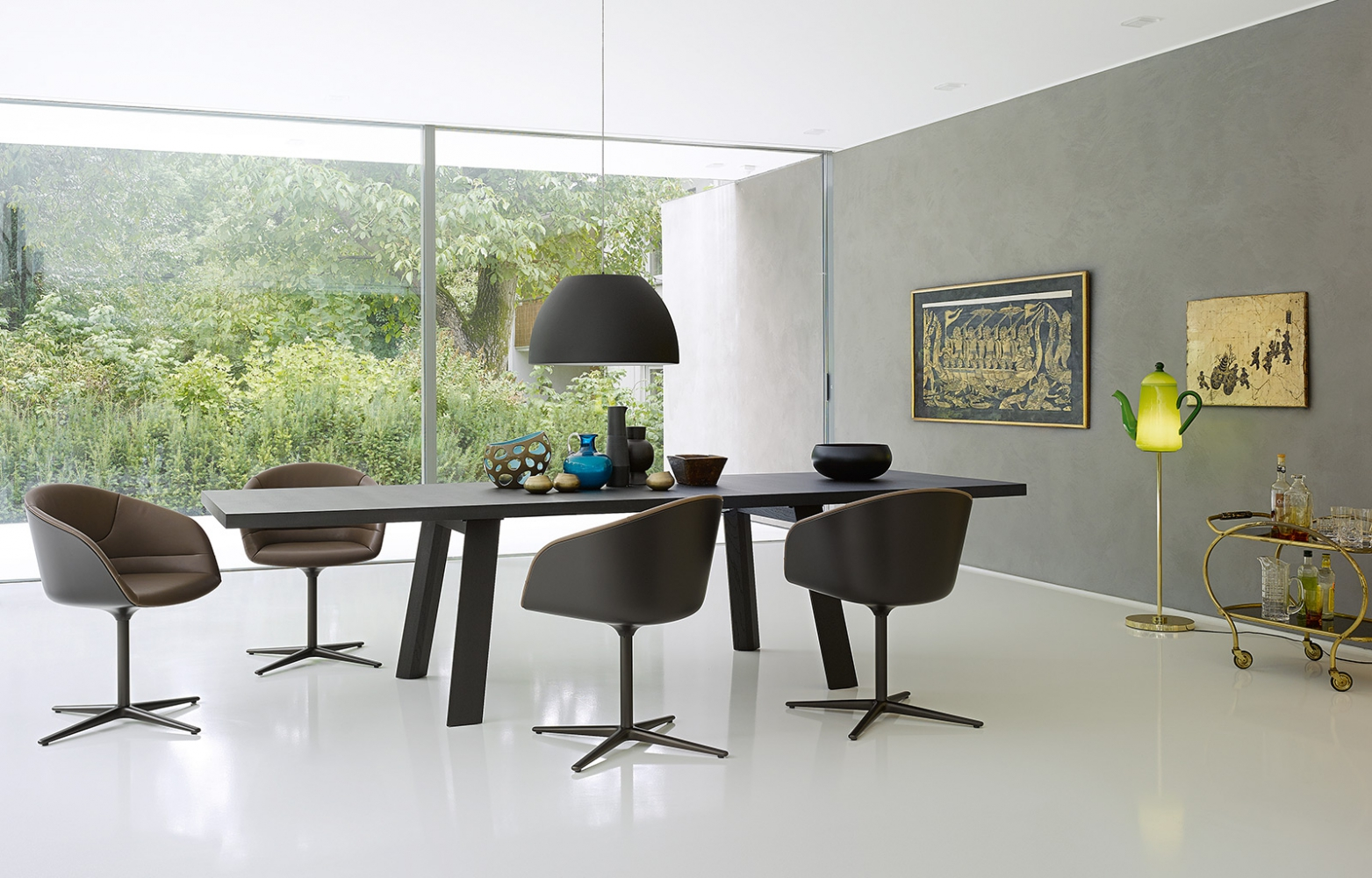 walter knoll tadeo tafel. Black Bedroom Furniture Sets. Home Design Ideas