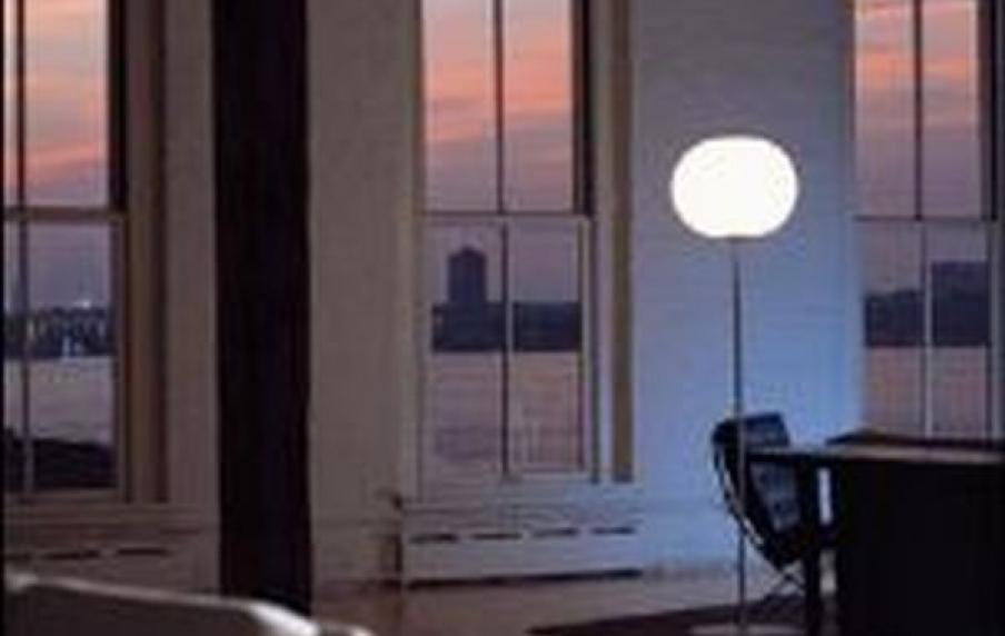 flos verlichting arco lamp industrieel design