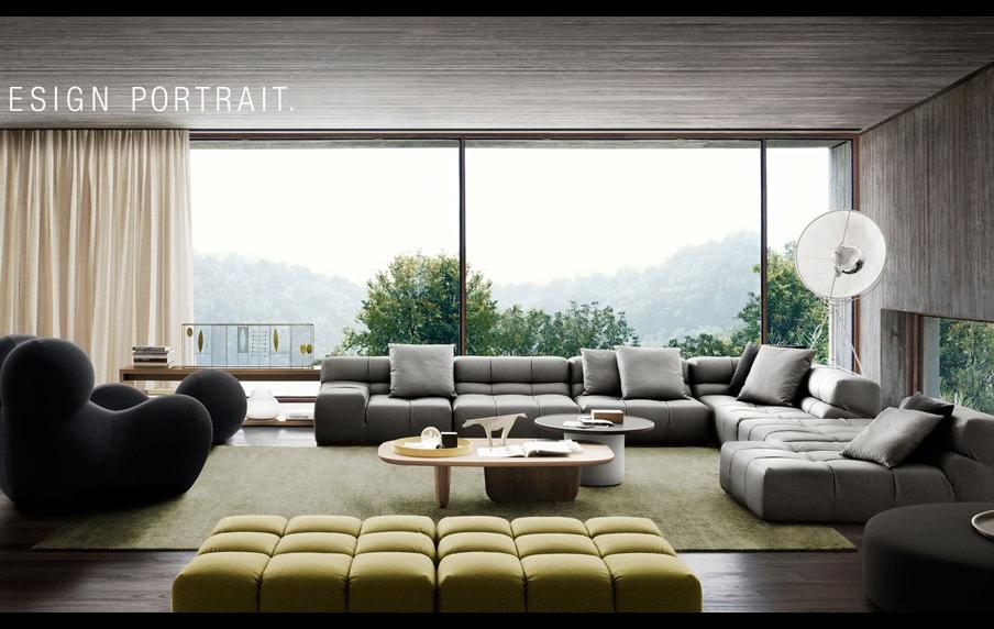 B&B Italia interieurdesign