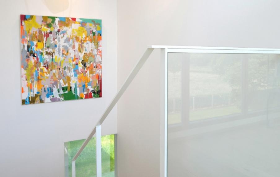 Chris Verkaemer schilderkunst