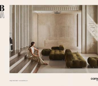 camaleonda sofa B&B ITALIA