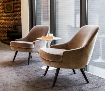 375 armchair Walter Knoll